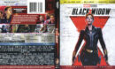 Black Widow (2021) 4K UHD Cover & Labels