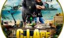 C. I. APE (2021) R1 Custom DVD Label