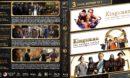 Kingsman Triple Feature Custom Blu-Ray Cover