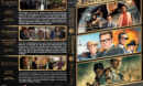 Kingsman Triple Feature R1 Custom DVD Cover