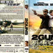 2 Guns (2013) R0 DVD Cover