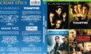 4  Favorite Films: Crime Epics R1
