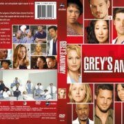 Grey's Anatomy: Season 8 – Front DVD Cover