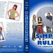 8 Simple Rules | Front DVD Cover