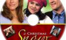A Christmas Snow (2010) Custom DVD Label