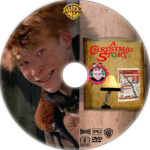 A Christmas Story (1983) R1 Custom DVD Label