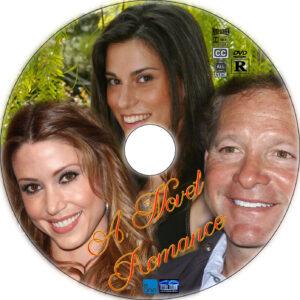a novel romance dvd label