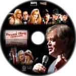 A Prairie Home Companion (2006) Custom DVD Label