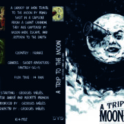 A Trip to the Moon (1902) – front dvd cover