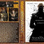 ANONYMOUS 2011 | Greek DVD Front Cover