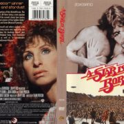 A Star Is Born (1976) R1 DVD Cover & Label