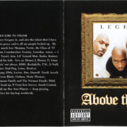 Above The Law – Legends (1998)