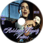 Adams Family Values (1993) R1 Custom CD Cover