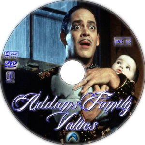 addams family values cd cover
