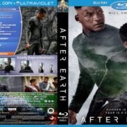 After Earth (2013) R0 Custom Blu-Ray DVD Cover