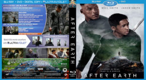 After Earth (2013) R1 (Blu-Ray Movie  )