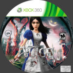 Alice: Madness Returns NTSC CUSTOM