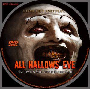 All Hallows Eve (2013) R0 CUSTOM CD