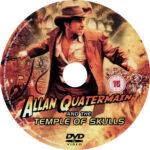 Allan Quatermain And The Temple Of Skulls (2008) R2