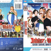 Asterix & Obelix God Save Britannia (2013) WS R1