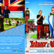 Astérix and Obélix: God Save Britannia 3D (2012) R0 Custom