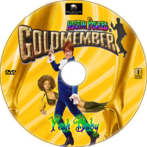 austin powers in goldmember cd cover