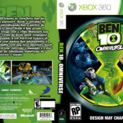 Ben 10 Omniverse NTSC – front cover