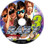 Baby Geniuses 3 (Baby Squad Investigators) (2013) R0 Custom CD Cover