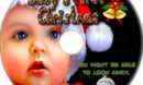 Baby's First Christmas (2013) Custom DVD Label