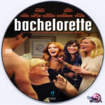 Bachelorette (2012) R0 Custom DVD Label