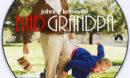 Jackass Presents: Bad Grandpa (2013) Custom CD Cover