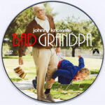 Jackass Presents: Bad Grandpa (2013) Custom CD Cover