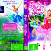 Barbie In The Pink Shoes (2013) R2&R4