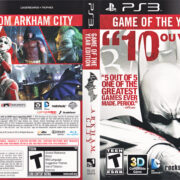 Batman: Arkham City (Game Of The Year Edition) (2012) NTSC