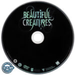 Beautiful Creatures (2013) R4 DVD Label