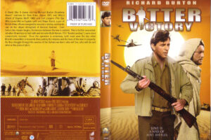 Bitter Victory 1957 dvd cover