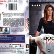 Body of Proof: Season One – Front Dvd Cover