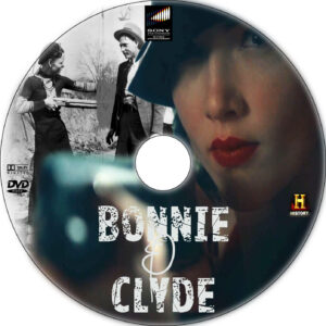 bonnie and clyde dvd label