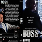 Boss: Season 1 (2011) R1 CUSTOM