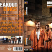Breakout Kings: Season 1 (2011) – Front DVD Covers
