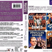 TCM Busby Berkeley Musicals R1