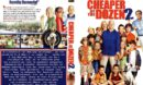 CHEAPER BY THE DOZEN 2 (2005) - Greek Front Cover