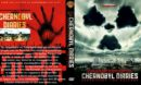 CHERNOBYL DIARIES (2012) Custom - Greek Front Cover