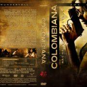 COLOMBIANA (2011) R2 German