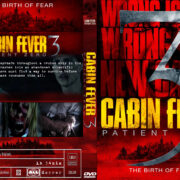 Cabin Fever 3 Patient Zero (2014) R0 CUSTOM