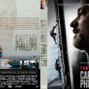 Captain Phillips (2013) R1 Custom DVD Cover