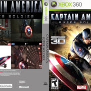 Captain America: Super Soldier NTSC CUSTOM