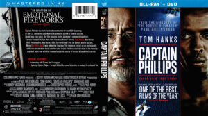 captain phillips blu-ray dvd cover