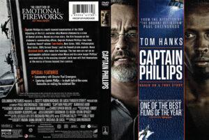 captain phillips dvd cover 2013