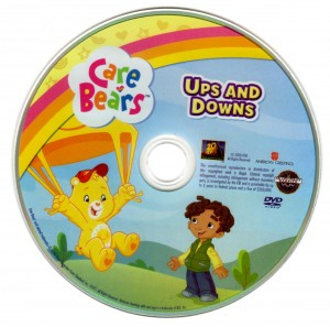 Care Bear Ups and Downs cd cover